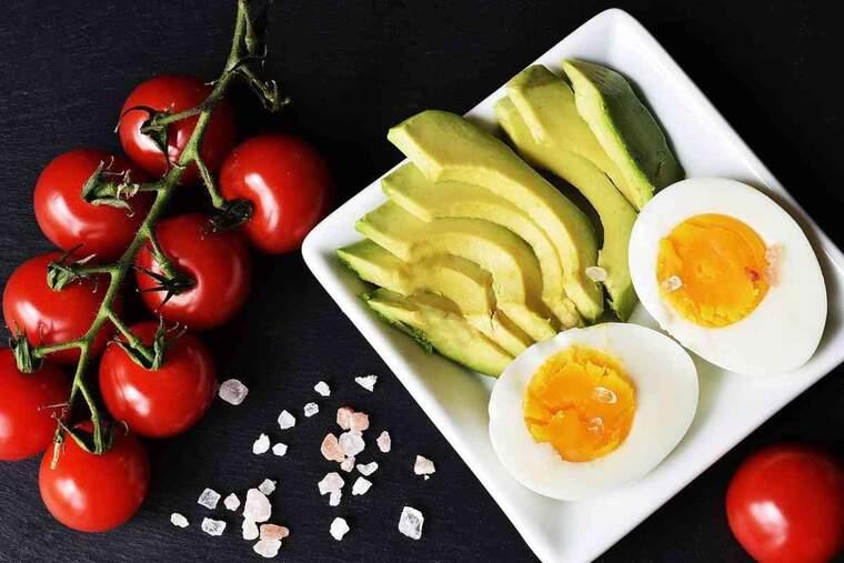 Imatge d'arxiu d'una alimentació saludable