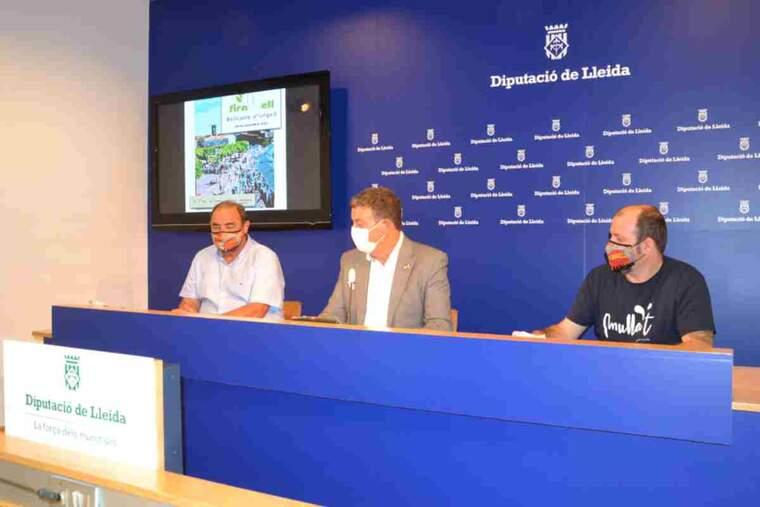 Imatge de la presentació de la FiraBell