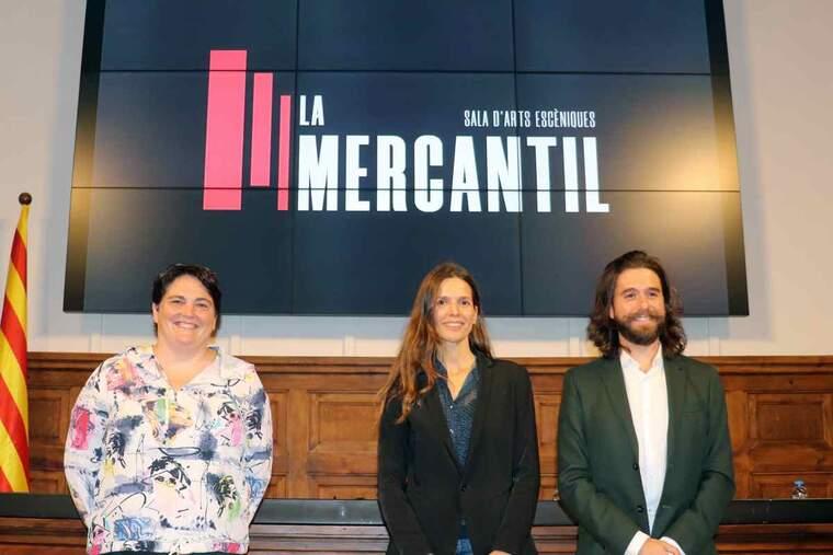 Imatge de la presentació de La Mercantil de Balaguer