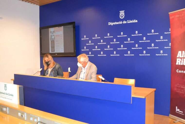 Imatge de la presentació de les jornades de l'Alta Ribagorça