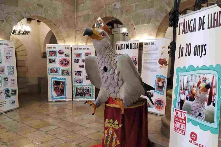 Imatge de l'Àliga de Lleida