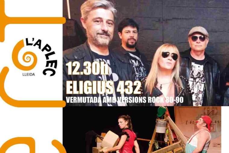 Imatge del cartell de Fecoll per l'Obert del Centre Històric de Lleida