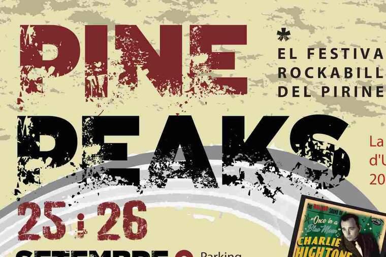 Imatge del cartell del festival rockabilly de la Seu d'Urgell