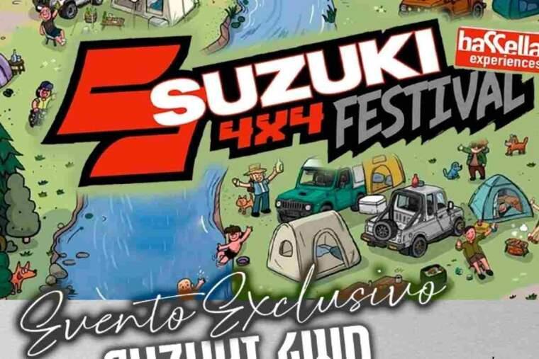 Imatge del cartell del Suzuki Festival