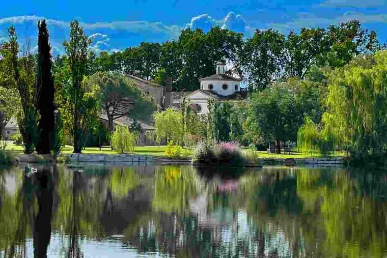 Imatge del celler Castell del Remei de Lleida