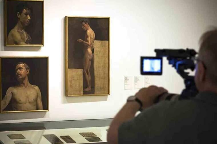 Imatge del documental El Jove Picasso