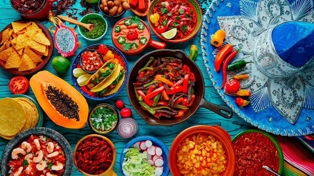 Recetas Para Fiesta Mexicana