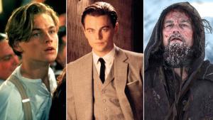 3 momentos de películas de DiCaprio