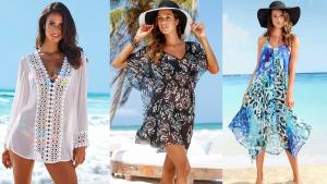3 outfits de playa