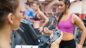 Mujeres en el gym
