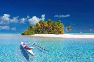 Playa cristalina