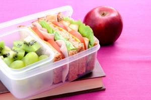 Snacks para la escuela
