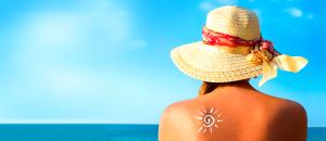 Sombreros para playa