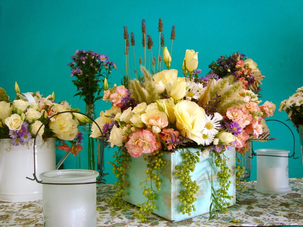Top 10 Arreglos Florales Para Bodas