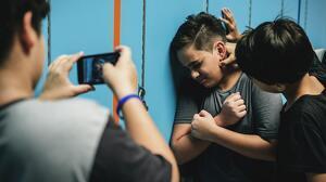 agresión e intimidación en la escuela