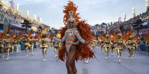 Carnaval en el sambodromo