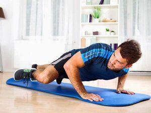 ejercicio desde la sala