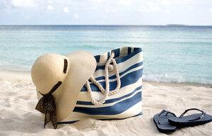 Ir a la playa con los accesorios correctos