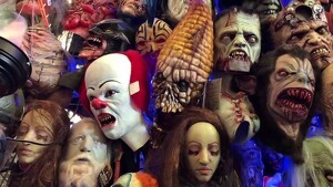 máscaras de películas famosas