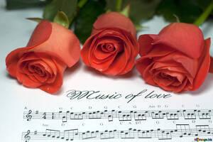 Música romántica para expresar el amor