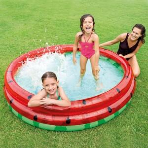 piscinas inflables de sandía