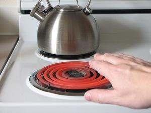 Quemadura de cocina