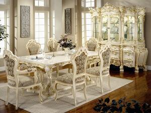 sala decorada con estilo victoriano