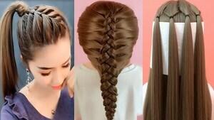 3 peinados de trenzas