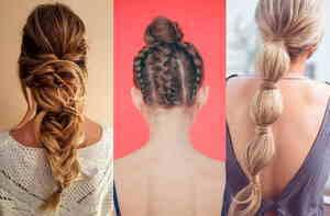 3 peinados diferentes