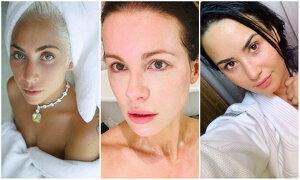 Celebridades Sin Maquillaje