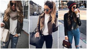 opciones de outfits para el invierno