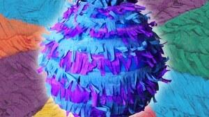 Piñatas de globos