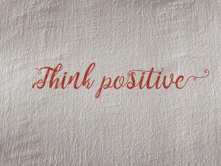 Dar prioridad a lo positivo