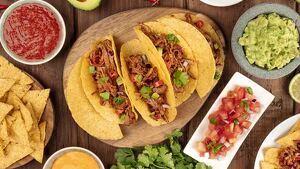 Platillos, bebidas y postres para tu fiesta mexicana.