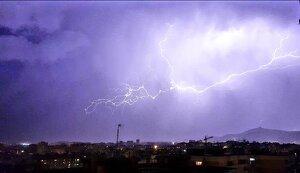 Es preveu un dimarts amb xàfecs i tempestes força intenses a les comarques del nord-oest, escampant-se a la resta del Pirineu