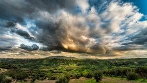 Les nuvolades de tarda deixaran xàfecs els propers dies a diverses comareques