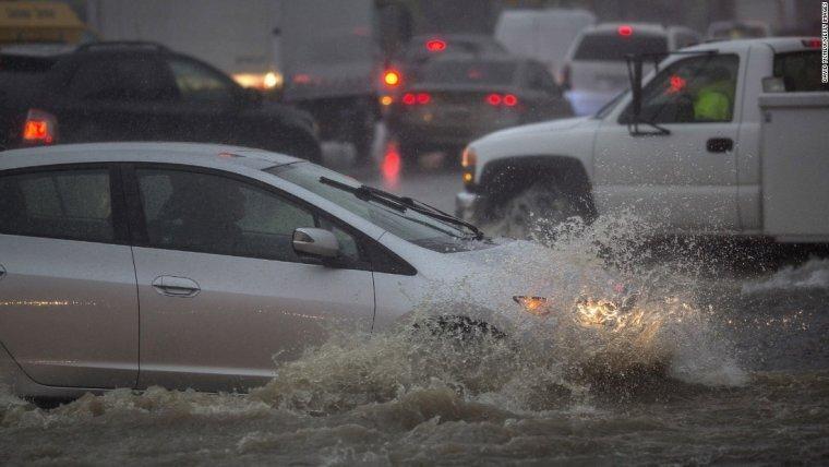 Catalunya en alerta màxima per aiguats torrencials