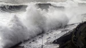 El temporal de mar ha estat molt dur a les Illes Balears