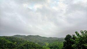 Els núvols seran molt abundants aquest dissabte, especialment al matí