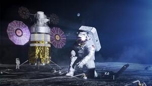 La NASA va presentar els nous equips per anar a la Lluna el 2024