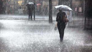 La pluja caurà a tot Catalunya fins dissabte a la matinada