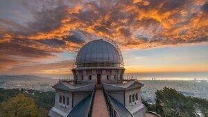 L'Observatori Fabra ha registrat el fred més tardà dels darrers 50 anys