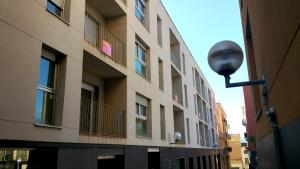 Promoció d'habitatge al carrer Paborde de Valls.