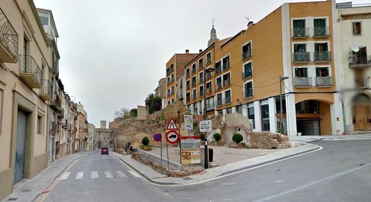 S'arranjarà el carrer de la Muralla de Sant Antoni de Valls.