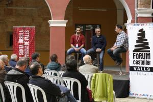 El Fòrum Casteller debat els temes d'actualitat castellera.
