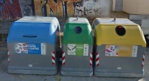 El contenidor cremat es situaba a l'avinguda Illes Balears