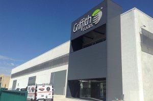 Aquests dies s'estan fent els últims treballs per deixar a punt la factoria de Griffith Foods a Valls.