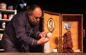 'El col·leccionista de pors' de Teatre l'Estenedor també estarà present al GUANT.