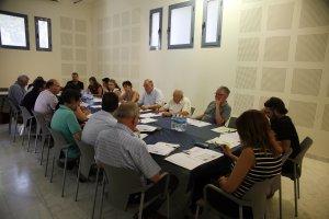 Reunió ordinària anuall del Consell Econòmic i Social de Valls (CESV).
