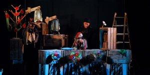 També la companyia Guilla Teatre presentarà un espectacle de titella de drap i d'objectes animats amb el títol 'Draps'.